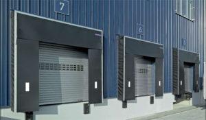 Рулонные ворота Decotherm ASE
